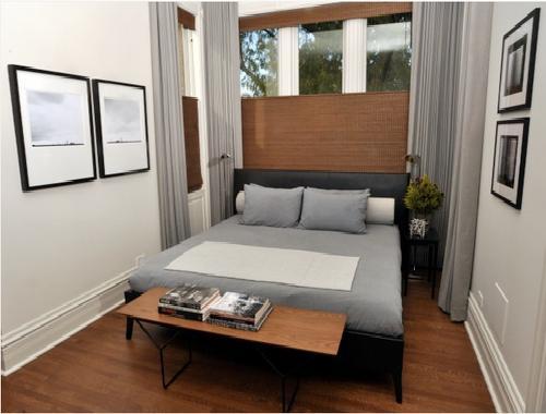 Как создать интересный дизайн спален