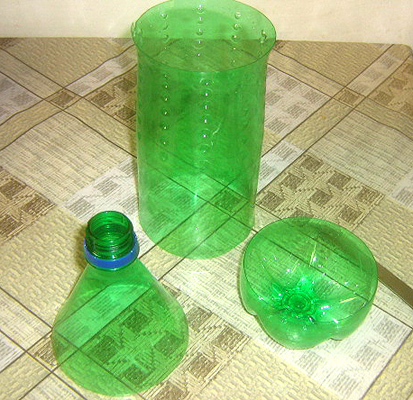 Поделки из стеклянных бутылок своими руками мастер