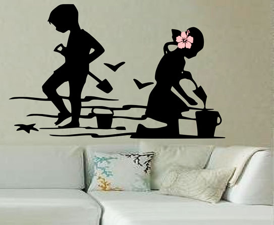 Трафареты для детской комнаты