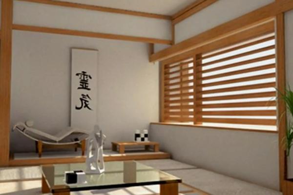 Японский стиль в декорировании