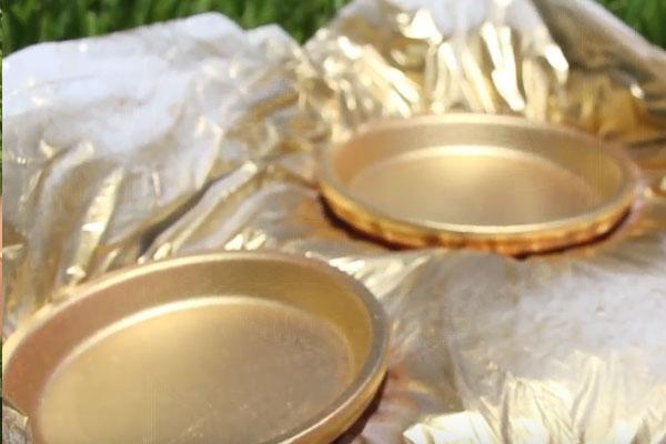 Как украсить глиняное кашпо