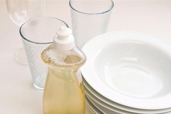 Моющее средство для посудомоечной машины