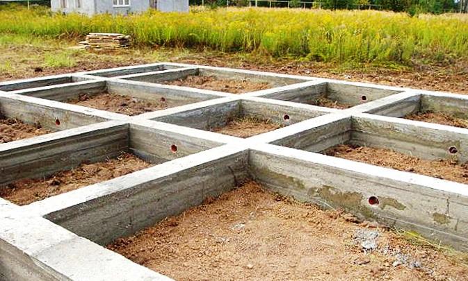 Калькулятор расчета количества бетона, арматуры, опалубки ленточного фундамента