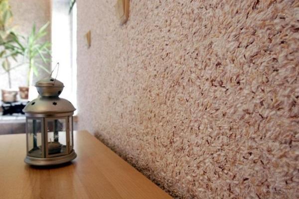 Жидкие обои – лучший способ декорирования стен