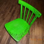 Реставрация старого стула. Мастер-класс