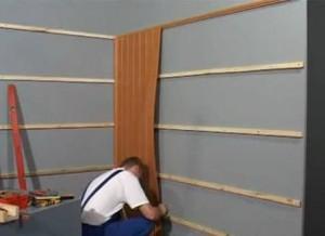 Стеновые панели из пластика. Выбор и установка.