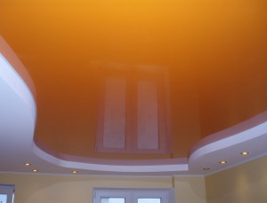 Натяжной потолок. Виды потолков. Преимущества, описание.