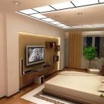 Декорирование спальни в доме