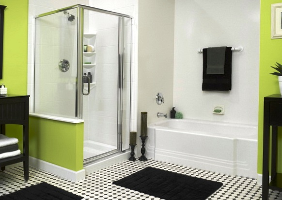 Душевая кабина или ванна?