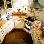 Основные этапы ремонта современной кухни
